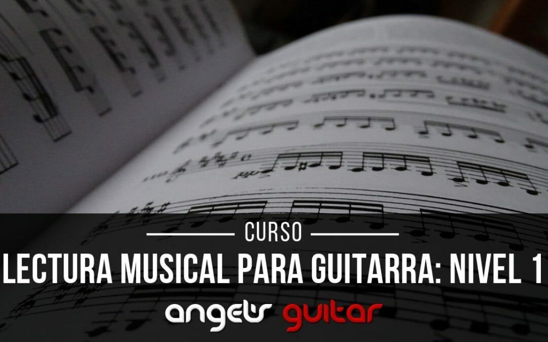 Curso de Lectura Guitarra 1